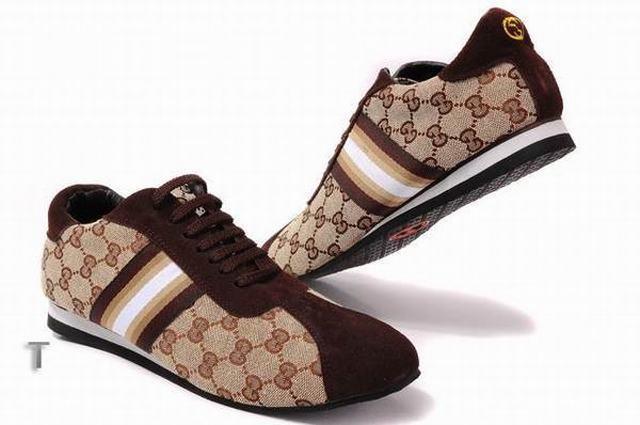 Gucci Basket Homme